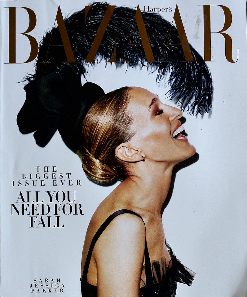 Harper's Bazaar Issue No. 3616