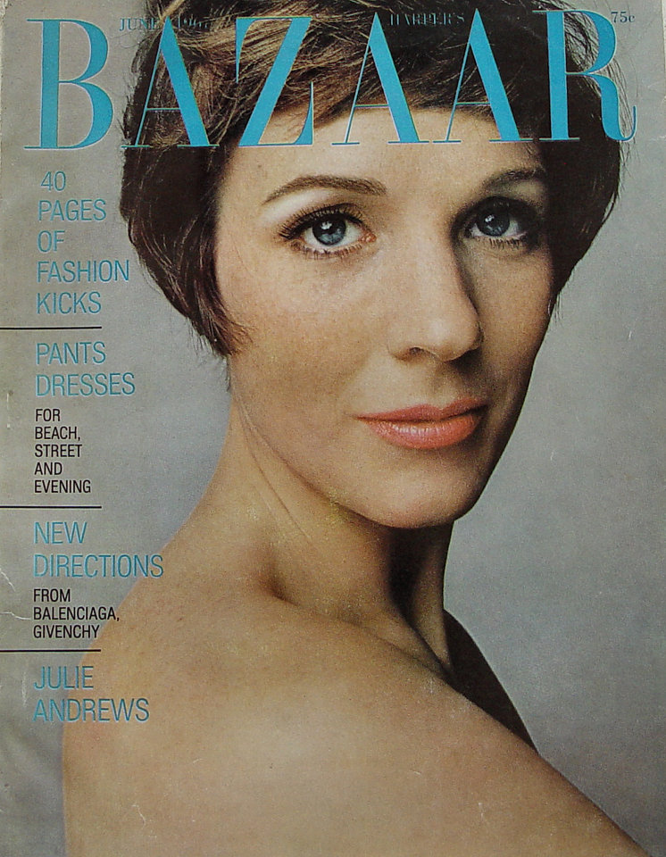 Harper's Bazaar June 1967