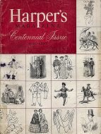 Harper's Centennial Issue Magazine