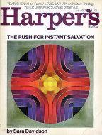 Harper's Jul 1,1971 Magazine
