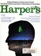 Harper's May 1,1972 Magazine
