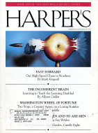 Harper's May 1,1998 Magazine