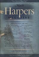 Harper's No. 1078 Magazine