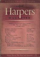 Harper's No. 1079 Magazine