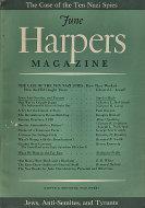 Harper's No. 1105 Magazine