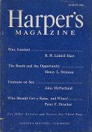 Harper's No. 1150 Magazine
