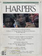 Harper's No. 1737 Magazine