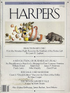 Harper's No. 1738 Magazine