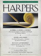 Harper's No. 1784 Magazine