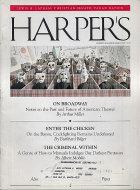 Harper's No. 1786 Magazine