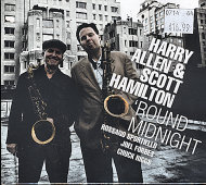 Harry Allen & Scott Hamilton CD