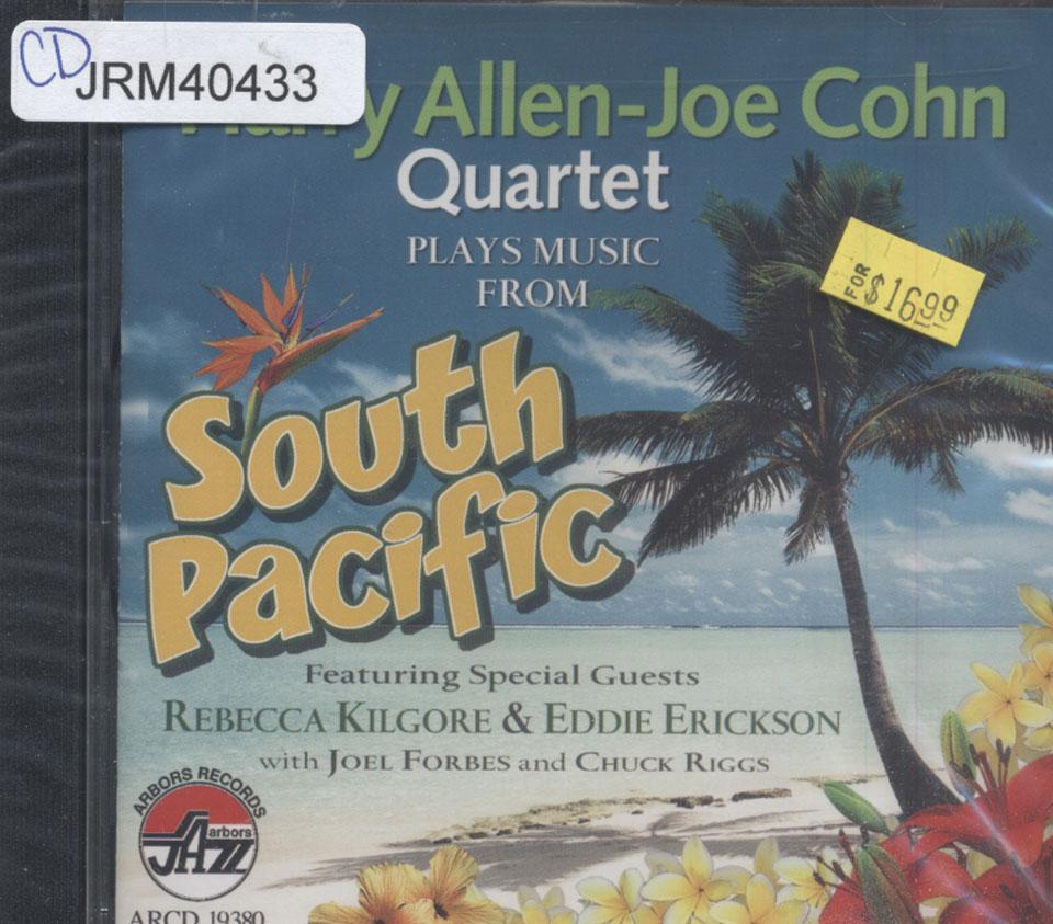 Harry Allen-Joe Cohn Quartet CD