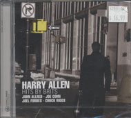 Harry Allen CD