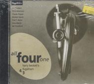 Harry Beckett's Flugelhorn 4+3 CD