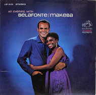"Harry Belafonte & Miriam Makeba Vinyl 12"" (Used)"