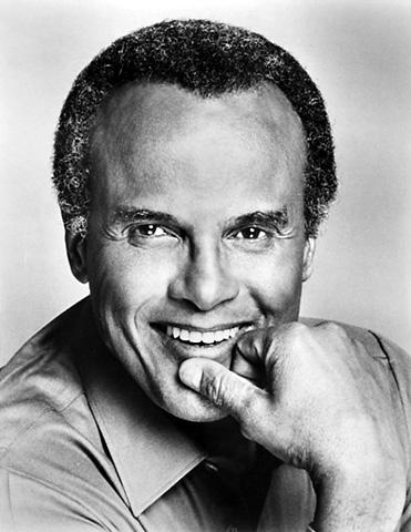 Harry Belafonte Promo Print