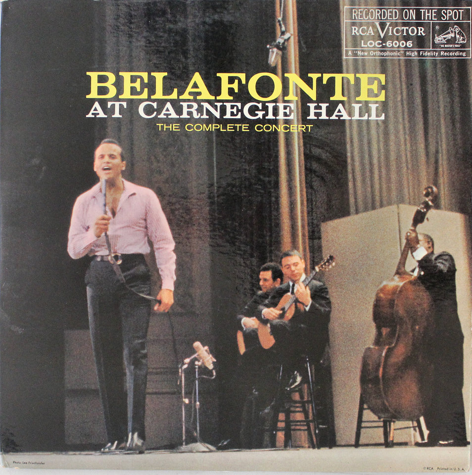 "Harry Belafonte Vinyl 12"" (Used)"