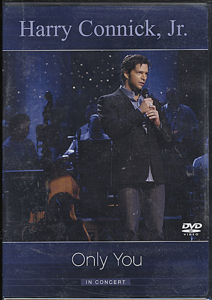 Harry Connick Jr. DVD