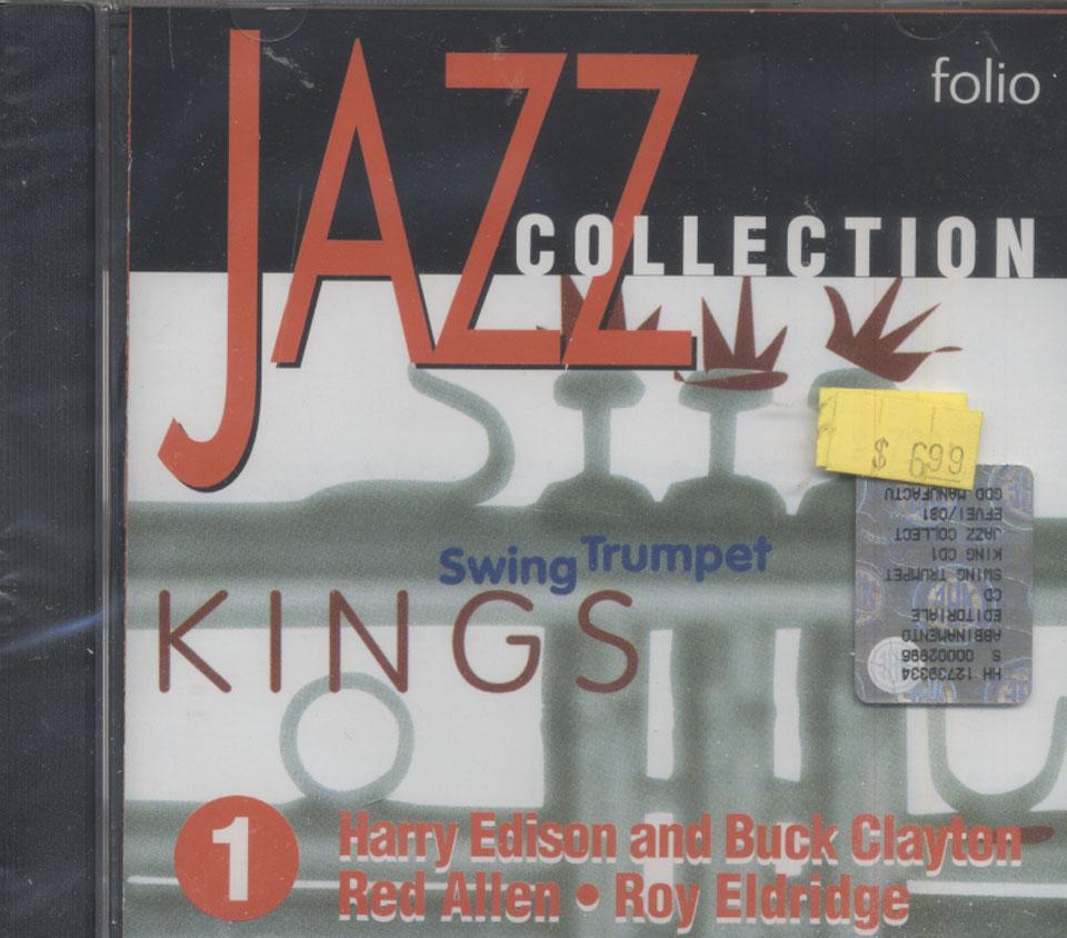 Harry Edison and Buck Clayton / Red Allen / Roy Eldridge CD
