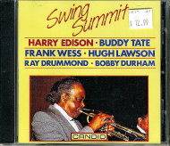 Harry Edison / Buddy Tate CD