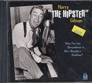 Harry Gibson CD