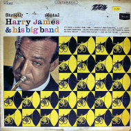 "Harry James & His Big Band Vinyl 12"" (Used)"