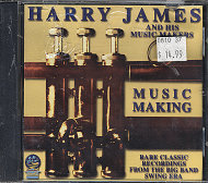 Harry James & His Music Makers! CD