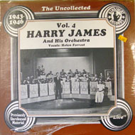 "Harry James & His Orchestra Vinyl 12"" (New)"