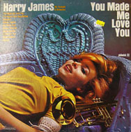 """Harry James His Trumpet & Orchestra Vinyl 12"""" (Used)"""