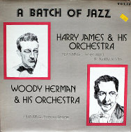 "Harry James / Woody Herman Vinyl 12"" (Used)"