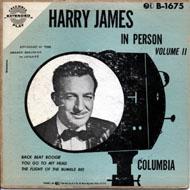 "Harry James Vinyl 7"" (Used)"