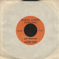 "Harry Kempf / Paul Ilgen Vinyl 7"" (Used)"