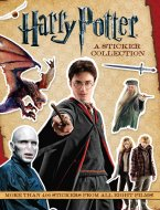 Harry Potter: A Sticker Collection Book