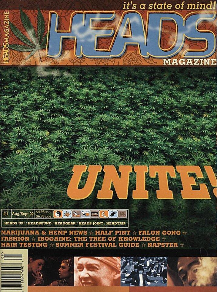Heads Magazine No. 1