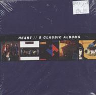 Heart CD
