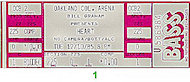 Heart Vintage Ticket