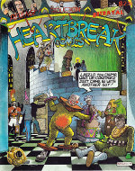 Heartbreak Comics Comic Book