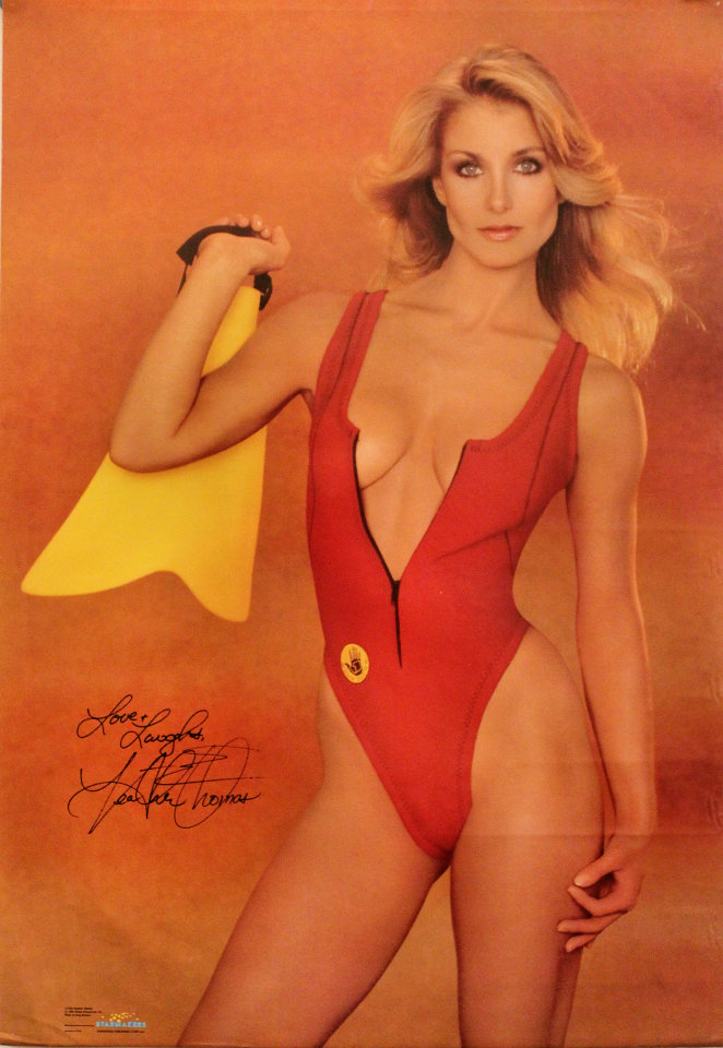 Heather Thomas Poster