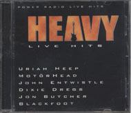 Heavy Live Hits CD