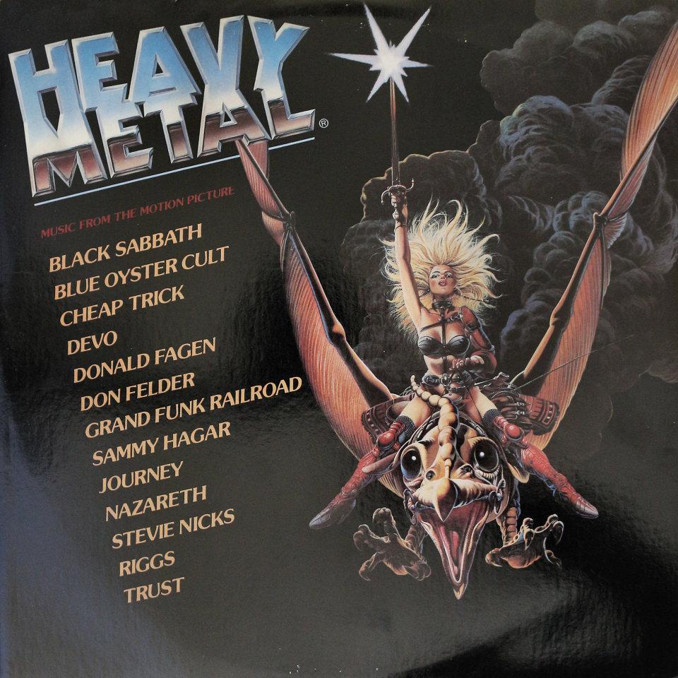"""Heavy Metal Vinyl 12"""" (Used)"""