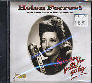 Helen Forrest with Artie Shaw & His Orchestra CD