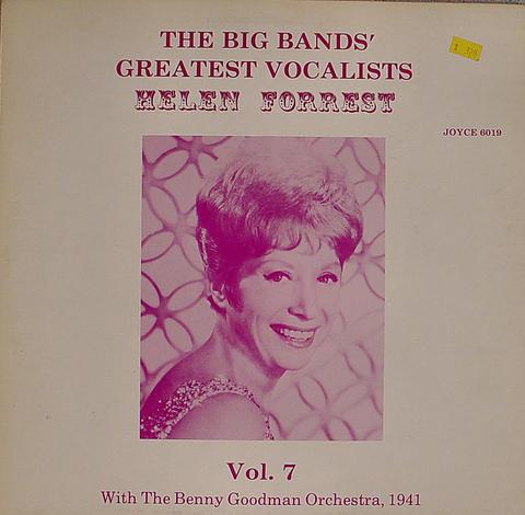 """Helen Forrest Vinyl 12"""" (Used)"""