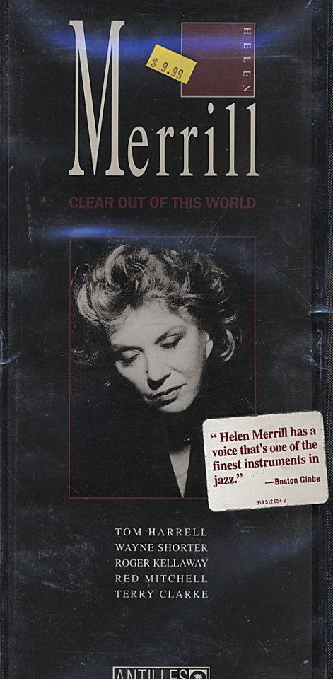 Helen Merrill CD