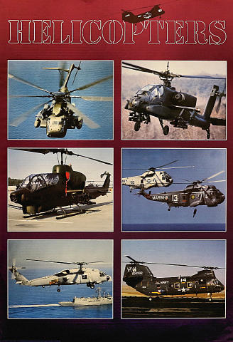 Helicopters Poster