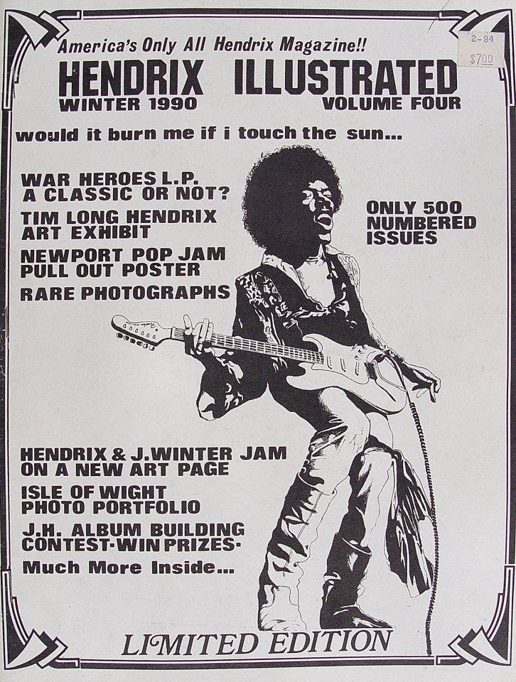 Hendrix Illustrated Vol. 4