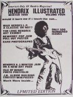 Hendrix Illustrated Vol. 4 Magazine