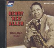 Henry Allen CD