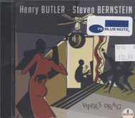 Henry Butler / Steven Bernstein and The Hot 9 CD