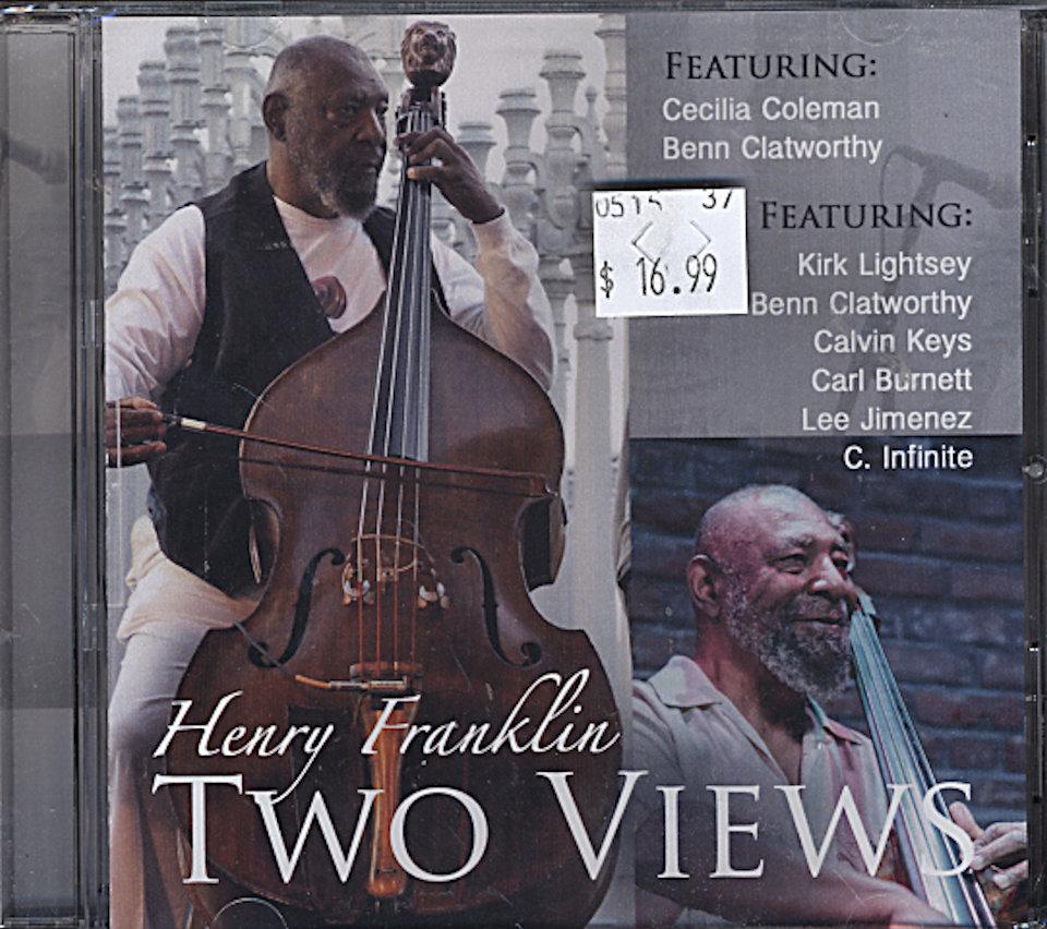 Henry Franklin CD