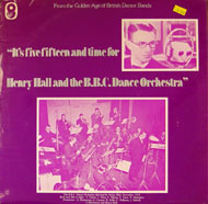 "Henry Hall And The B.B.C. Dance Orchestra Vinyl 12"" (Used)"